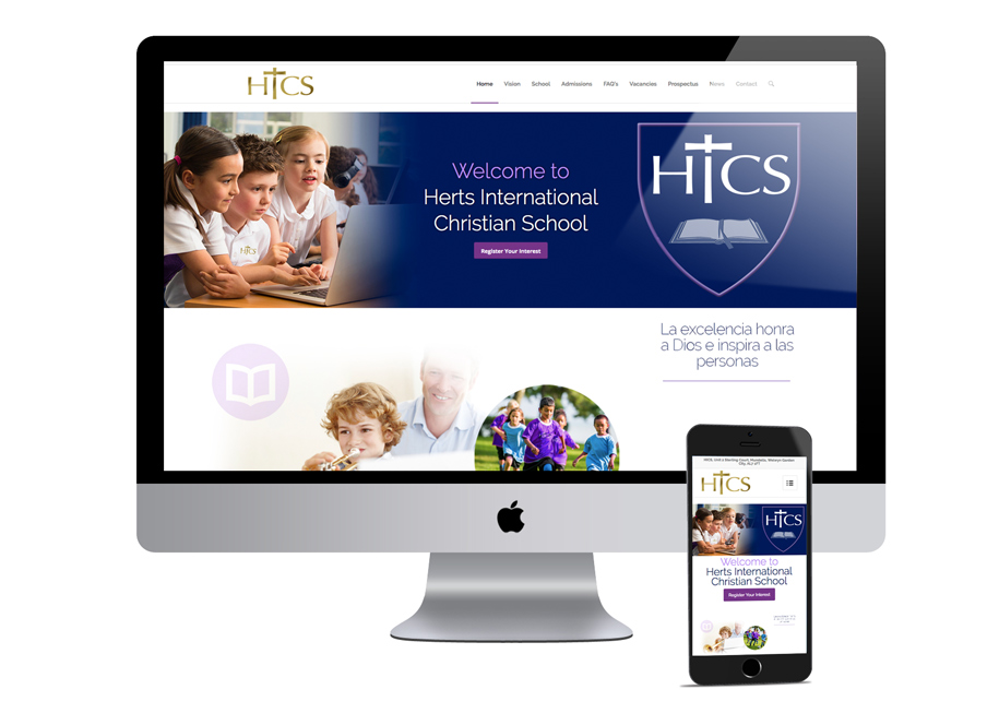 HICS school website
