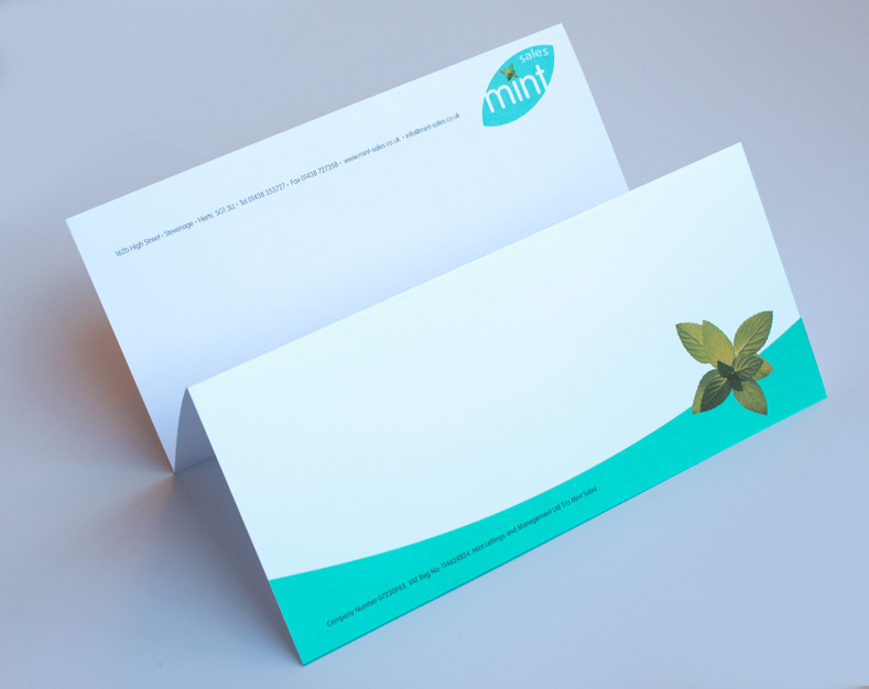 Mint stationary