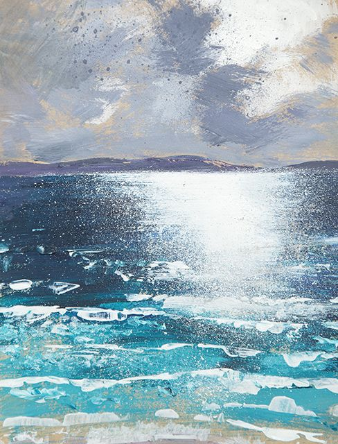 Towards Uig. Artist, Paul Hillary